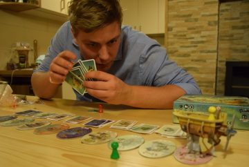 Družabne igre za študente