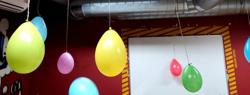 Zabava za otroški rojstni dan