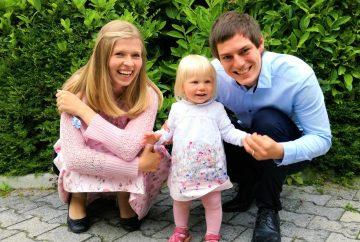 Družinsko življenje z ljubeznijo in preprostostjo