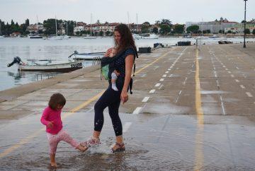Prva zaposlitev in mama-drama
