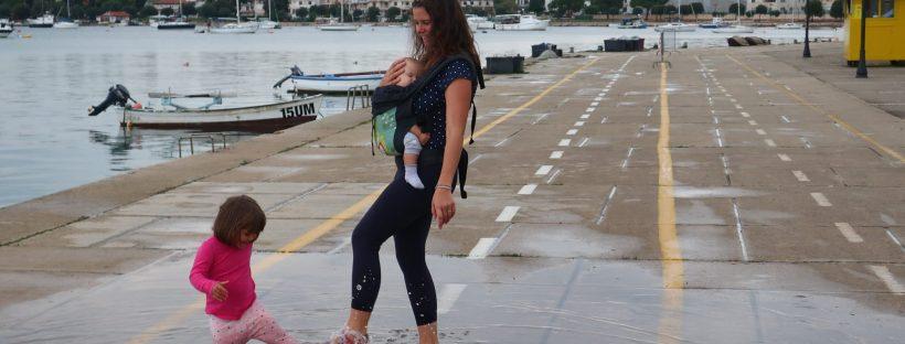 Prva zaposlitev mame
