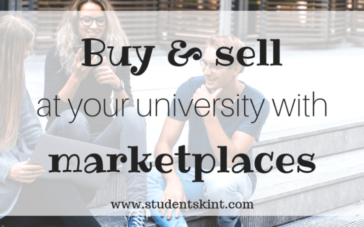 Buy & sell at your university with Paperclip marketplaces