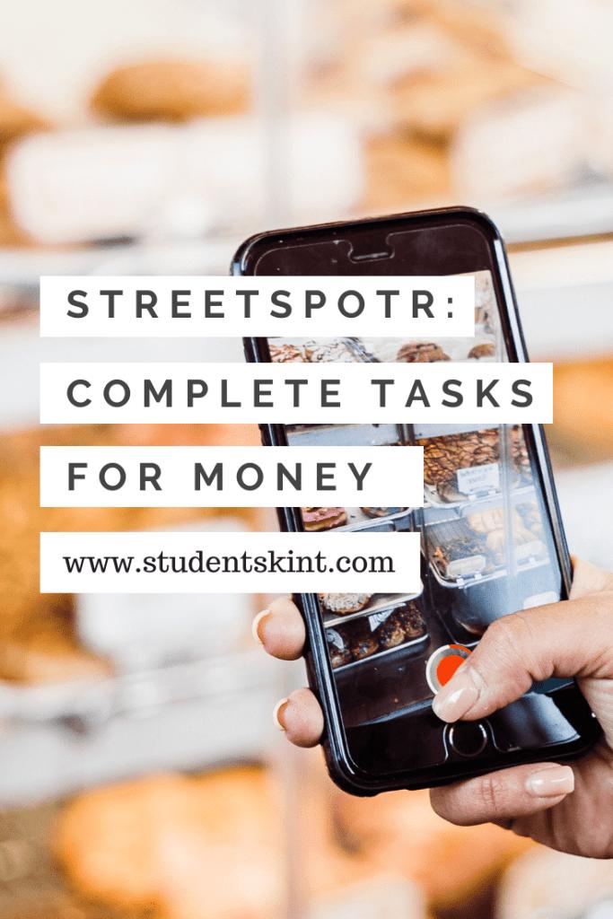 Streetspotr