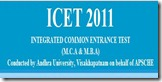 ICET 2011 results