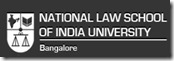 national law school of india university bangalore