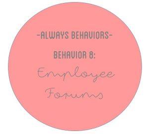 Behavior 8