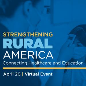 strengthening rural america april 20 2021
