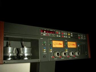 VU-Meter Aufbau