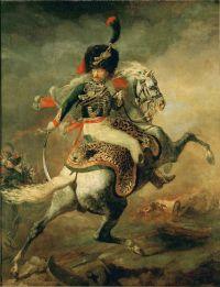 Gericault-Horseman