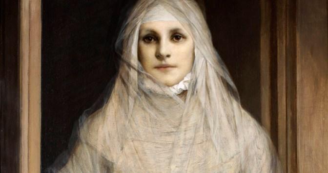 The White Woman, Gabriel von Max