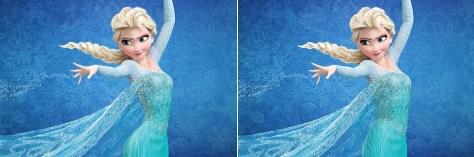 Loryn Brantz - Elsa de La Reine des Neiges (Disney)