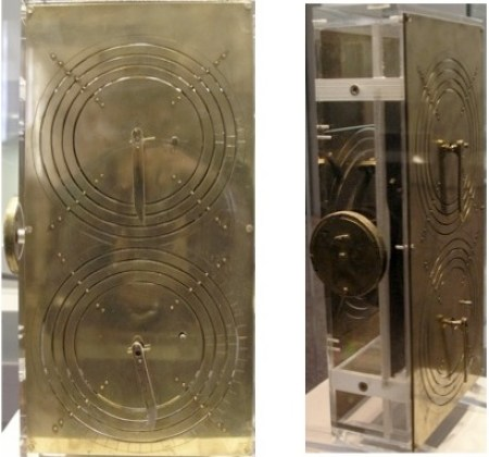 Reproduction de la machine d'Anticythère par Solla Price (1974)