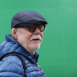 Paul McCarthy, artiste américain de 69 ans.
