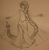La Reine des Neiges (Work in progress)