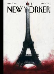 Ana Juan pour la Une de The New Yorker