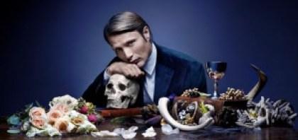Mads Mikkelsen dans le rôle d'Hannibal dans la série éponyme.