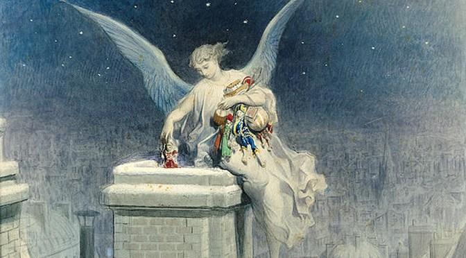 «La nuit de Noël» ou le mystère de l'ange aux cadeaux