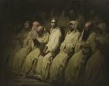 Gustave Doré, Le Néophyte, v. 1880-1883 Huile sur toile