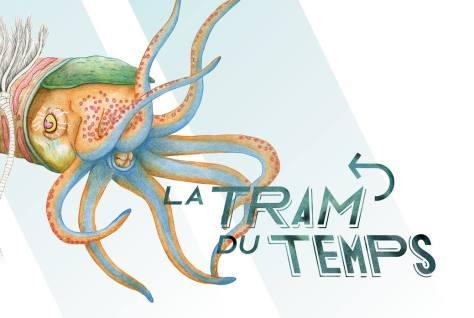 Illustration de Delphine Vaute pour La Tram' du temps.