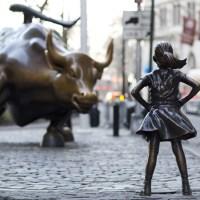 Charging Bull, Fearless Girl et Pissing Pug : Artception à Wall Street