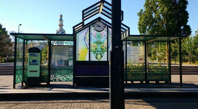 La Tram' du temps : Une machine à remonter dans le temps à Nantes