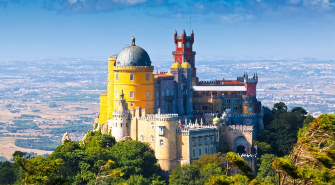 Sintra, la suite : La ville aux palais merveilleux