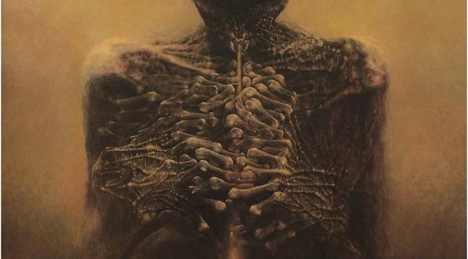 Zdzisław Beksiński : peindre le monde des cauchemars
