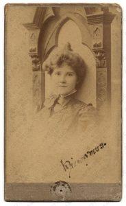 Portrait d'Anna Coleman Ladd