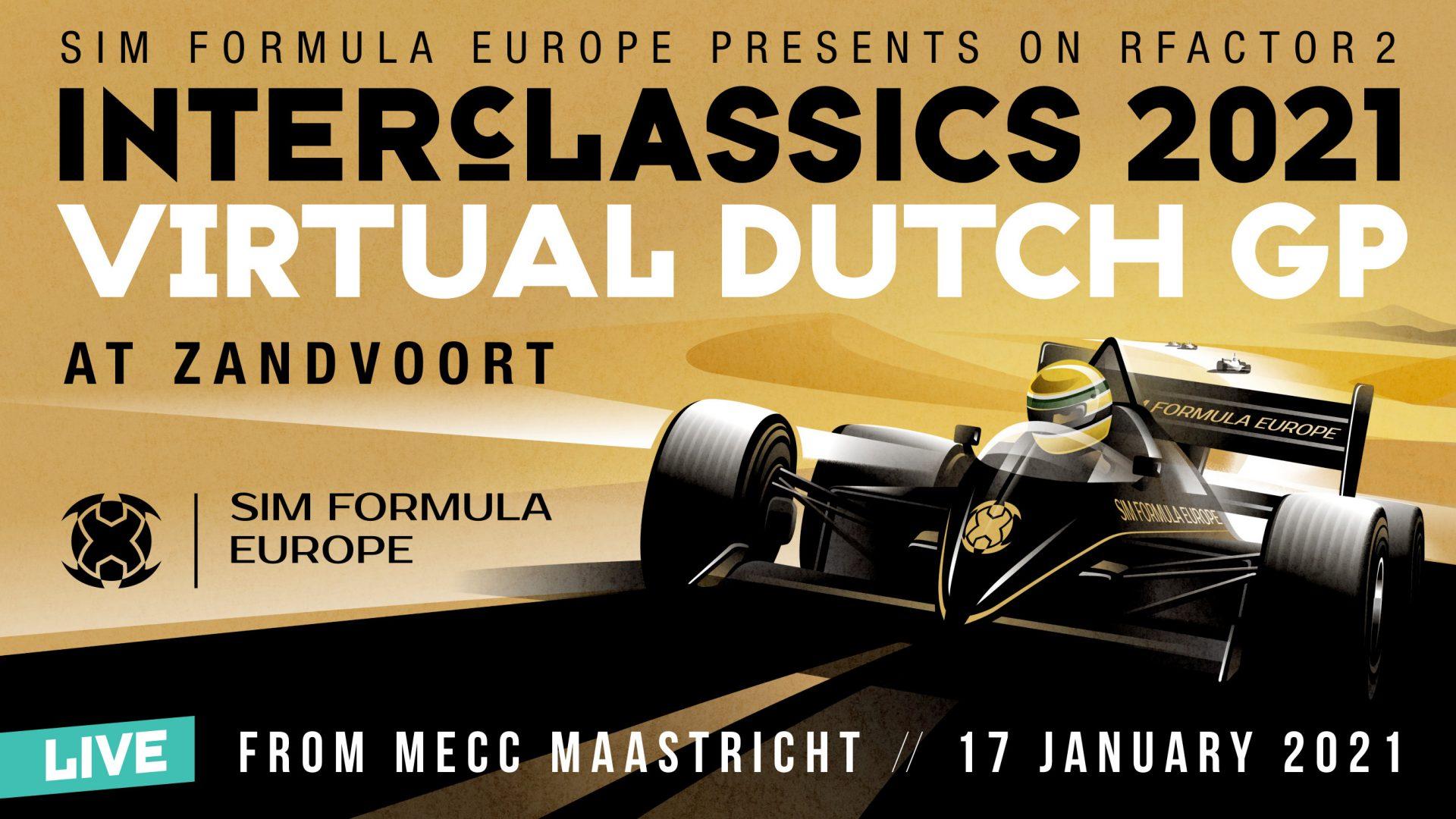 Studio-397: Presenting rFactor 2 Sim Formula Europe 2021