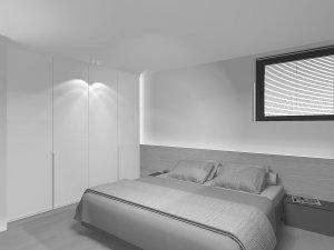 residentieel interieur 04 • slaapkamer
