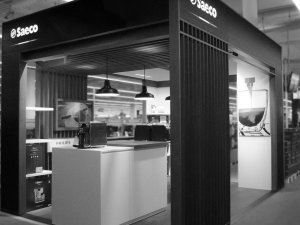 philips saeco shop-in-shop • for mojo