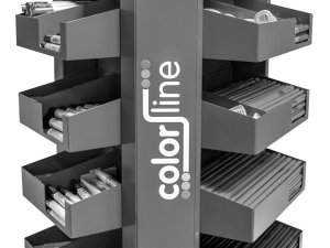 colorline display • for A&B Project