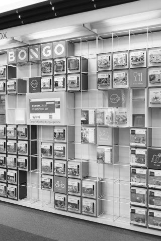 bongo • the revival of gift cards • for mojo
