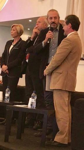 città di Fiumicino premia avvocato Massimiliano Gabrielli