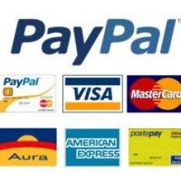 Pagina di pagamento