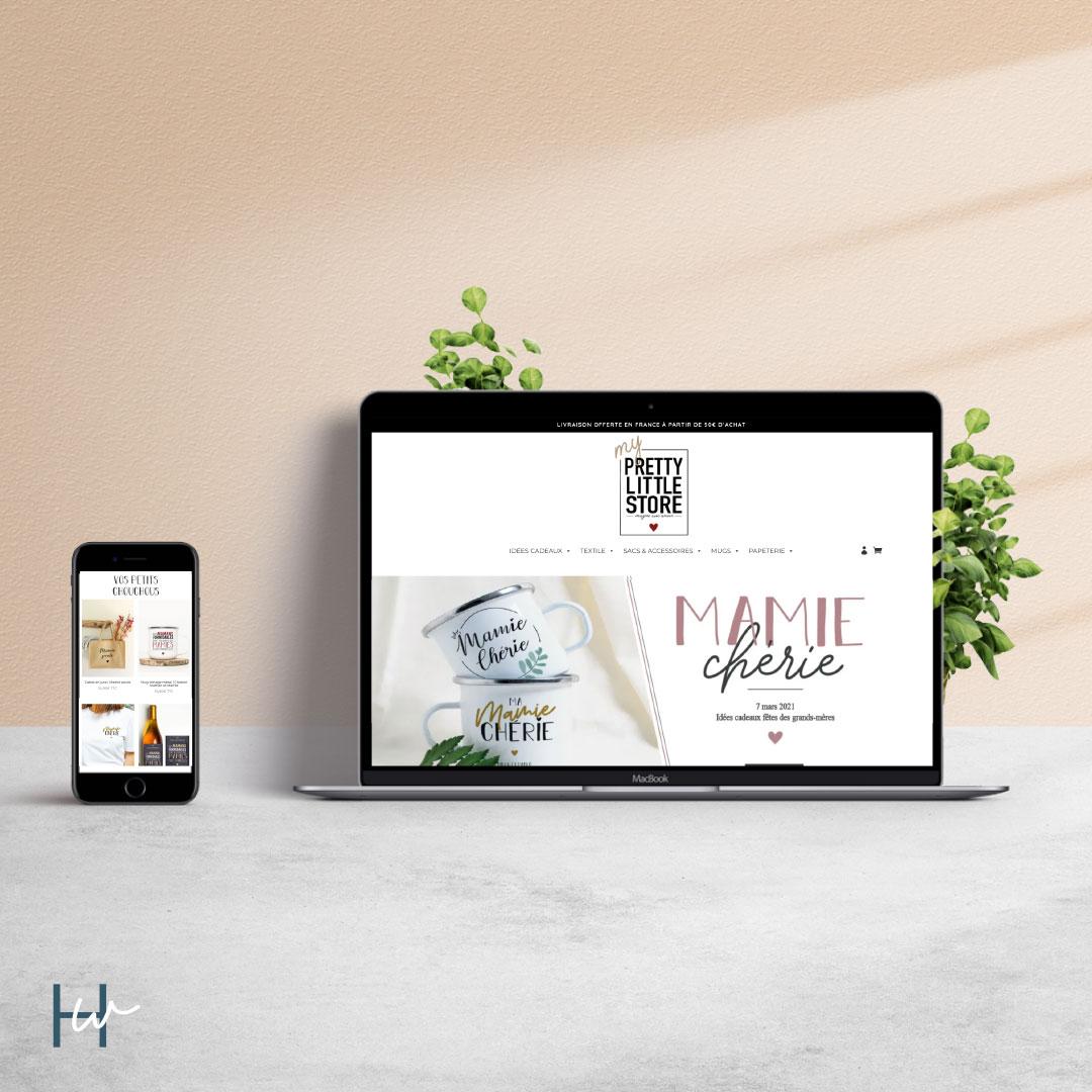 Création de site pour entrepreneurs créatifs