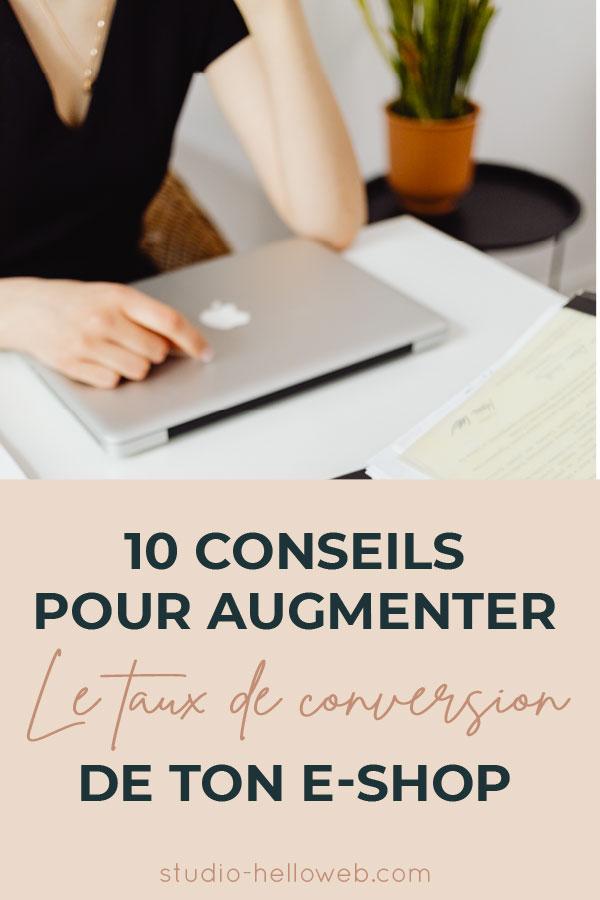 10 conseils pour augmenter ton taux de conversion