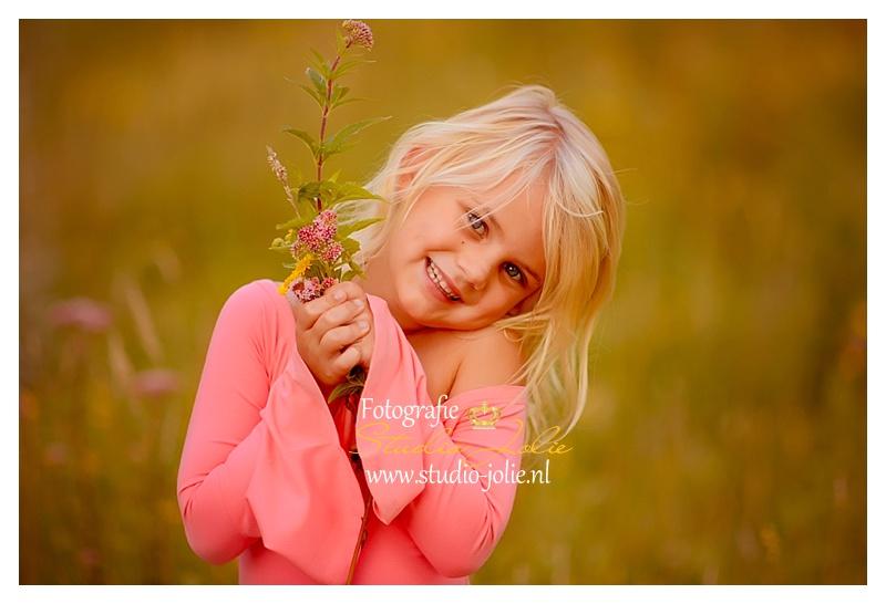 kinderfoto buiten
