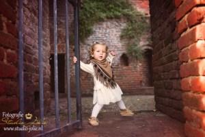 fotoshoot met kind-buiten-op locatie