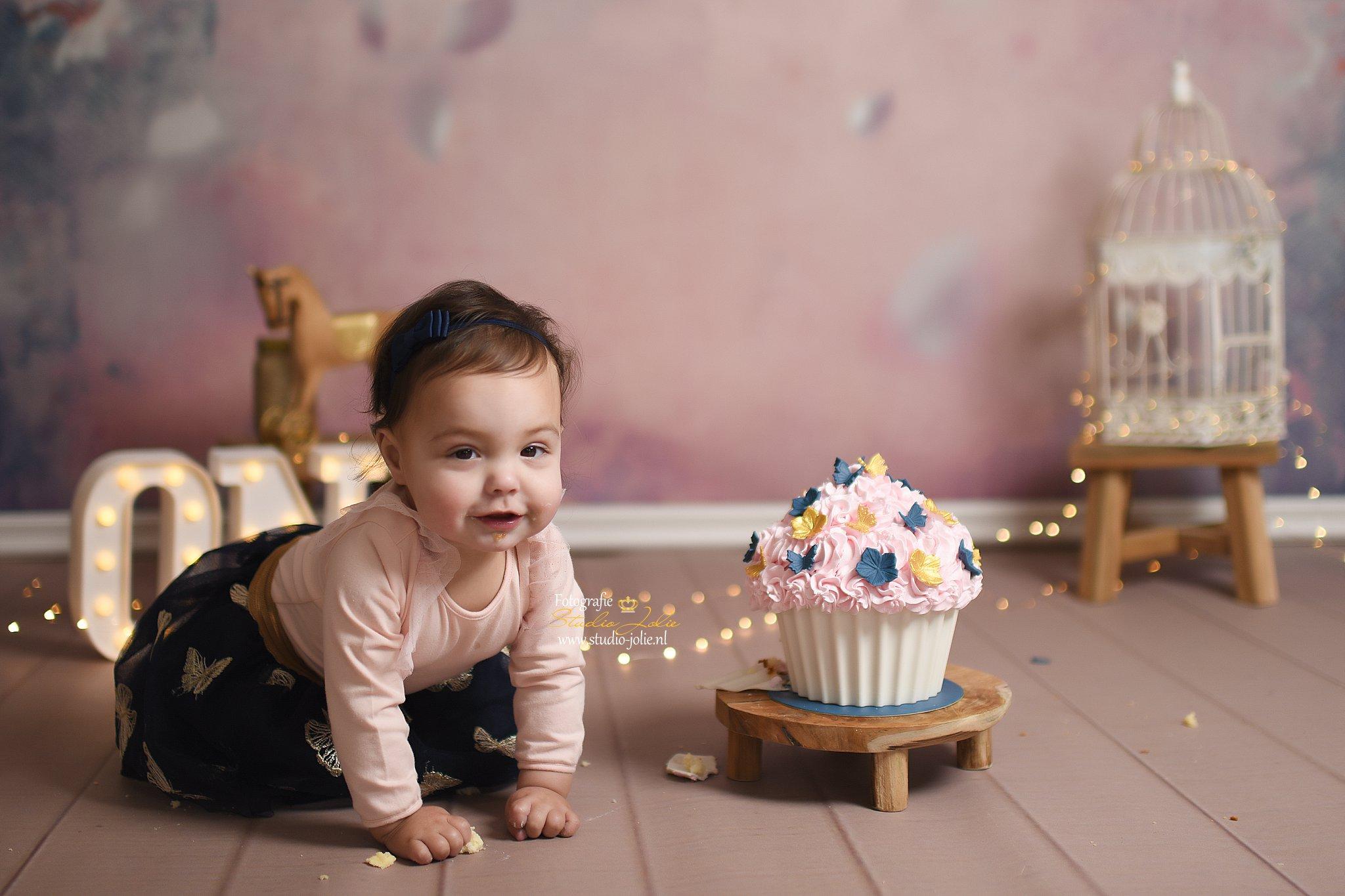 Cakesmash smash the cake