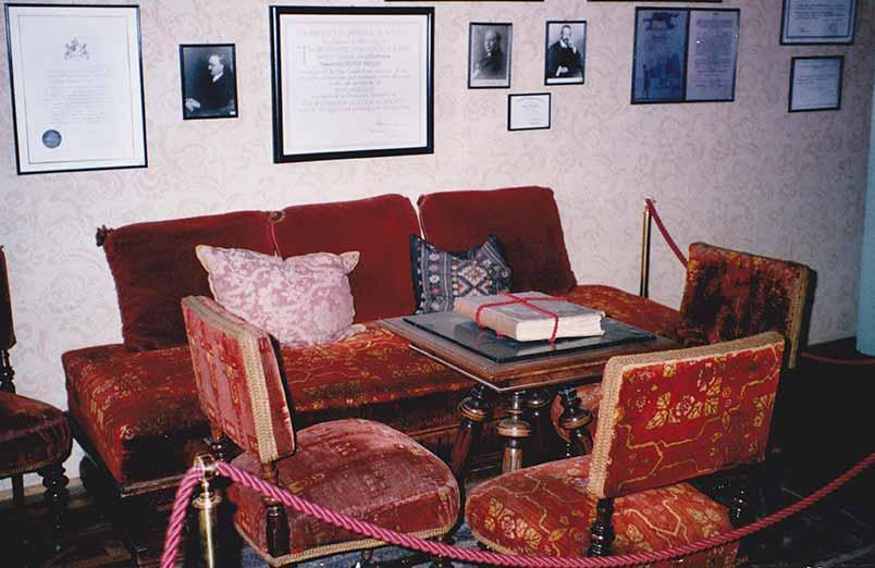 Il Museo Sigmund Freud di Vienna - Studio Leardi - Dott. Gennaro Massimo Leardi - Medico Chirurgo - Specialista in Psicologia Medica - Psicoterapeuta - Psicologo