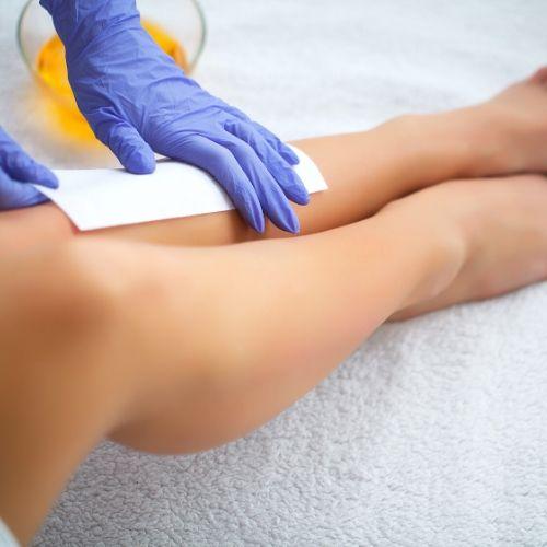 depilacija nog