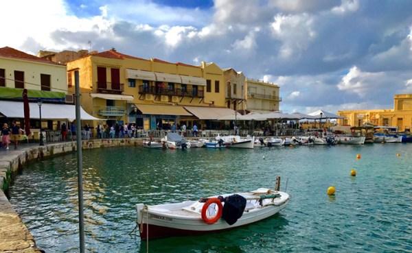 Greek Bay
