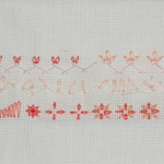 TAST 2012 #07: Detached Chain Stitch