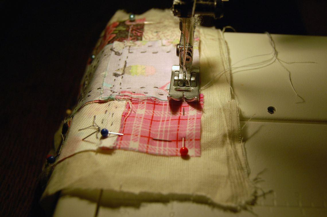 begin met naaien door studio paars