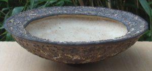 Deirdre Burnett single rimmed bowl