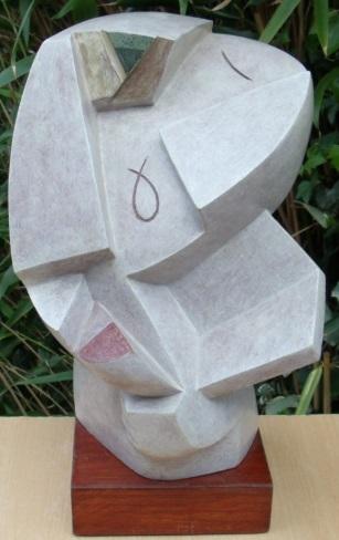 Peter Fitzgerald – stoneware sculpture