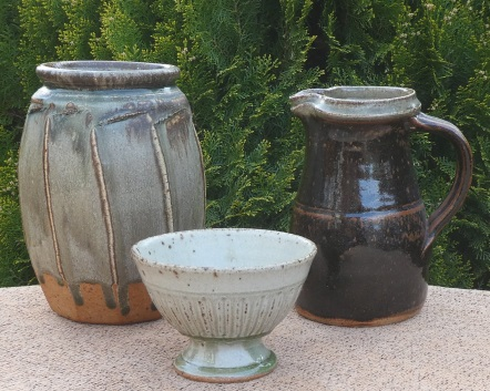 Studio Pottery from Britain and Japan – Pots in May