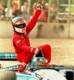 Jean Alesi Canda 1995