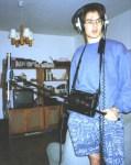 Pierre Martin, Cyborg Jeff avec son matériel IAD'97